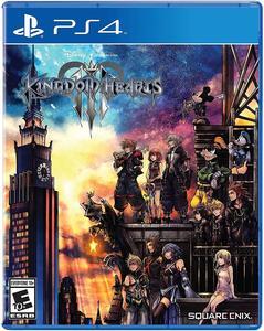 Electrogamer Kingdom Hearts III - Standarad Edition - PlayStation 4