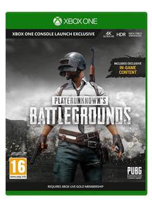Electrogamer Playerunknowns Battlegrounds - PUBG - Xbox One