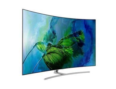 Samsung 65 QLED Q8C Curved 4K Smart TV