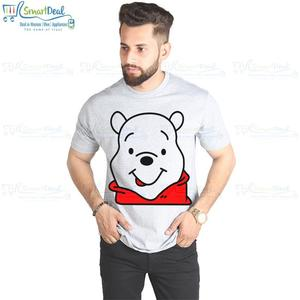 Smartdeals T-shirt Hazer Grey Panda