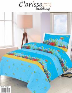 Kids Single Bed Sheet - 03