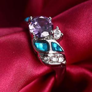 Shopping Mania Diamond Big Gem Ring