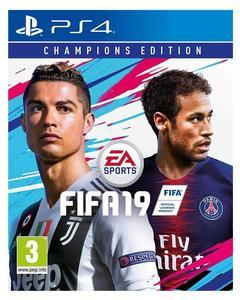 Electrogamer FIFA 19 - Champions Edition - PlayStation 4