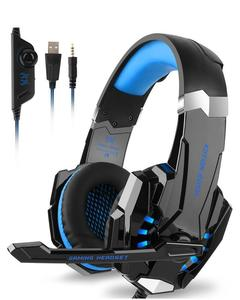 d396ab05ffd Electrogamer G9000 - Gaming Headset With Mic For PC PS4 Xbox One Over-Ear  Headphones
