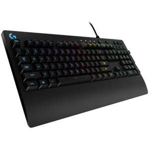 Logitech Gaming Keyboard G213 USB with RGB Lighting & Anti-Ghosting