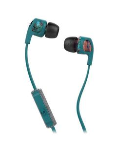 Skullcandy Smokin' Buds 2 Supreme Sound Earphones with Mic - Granny Floral