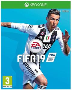 Electrogamer FIFA 19 - Standard Edition - Xbox One