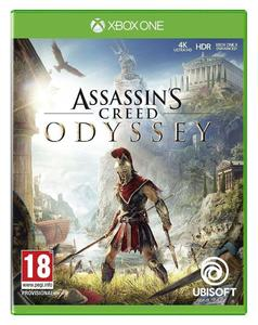 Electrogamer Assassins Creed Odyssey - Standard Edition - Xbox One