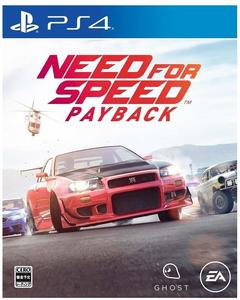 Electrogamer Need for Speed Payback - Standard Edition -  PS4