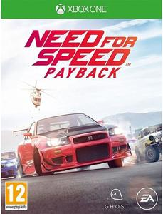 Electrogamer Need For Speed Payback - Standard Edition - XboxOne