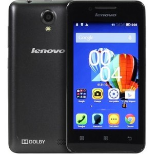Lenovo A319Lenovo A319Dolby Digital PlusThrough Dolby® Digital Plus Ultra-portable  with 4 DisplayLong Battery LifeIntegrated Front & Rear CamerasBuilt-in Lenovo AppsDual Core ProcessorStream Music - Anytime  AnywhereAndroid™ 4.4 KitKatExpandable