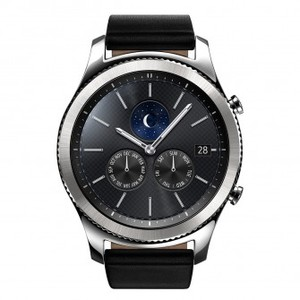 Samsung Gear S3 ClassicSamsung Gear S3 Classic Timeless outside. Revolutionary inside.The Gear S3 has the aesthetics of a truly premium watch with advanced features built right into the watch design. Thats why its so easy and effortless to use the G