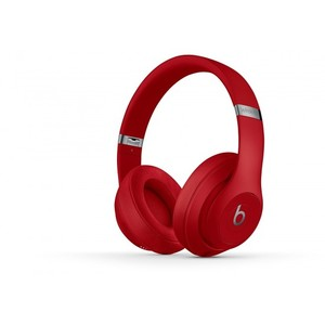 Beats Studio 3 Wireless On-Ear Headphone Red