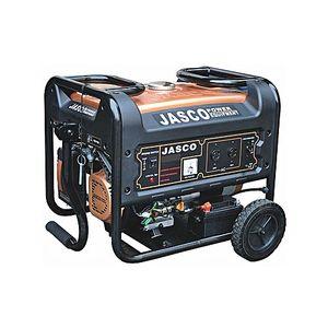 JASCO Model- 5000DC 4.0 KVA Self Start Petrol & Gas Generator with Gas Kit