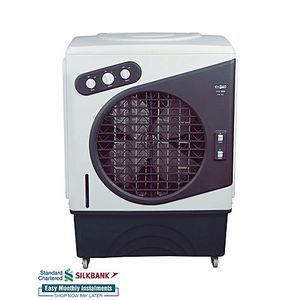 Super Asia ECM-5000  Room Air Cooler  White
