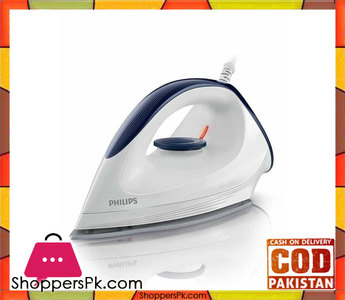 Philips GC160/02  Affinia Dry Iron  1200 W  White (Brand Warranty)