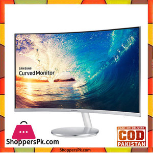 Samsung 27 CF591 Curved LED Monitor