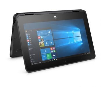 HP Probook x360 11 G2 EE  7th Gen Ci5 08GB 128GB/256GB SSD 11.6 HD Convertible Touchscreen DualCamera (Refurbished, Customize Menu Inside)