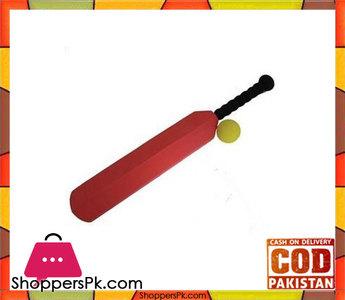 Foam Cricket Bat and Ball for Kids