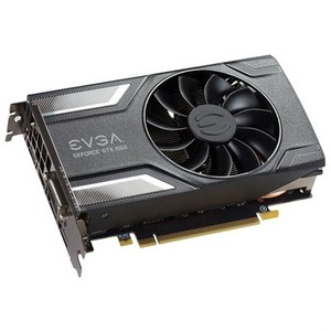 EVGA GeForce GTX 1060 SC GAMING, 03G-P4-6162-KR, 3GB GDDR5 Graphics Card