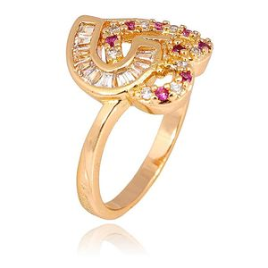24-K Gold Plated Ring JPZP-63