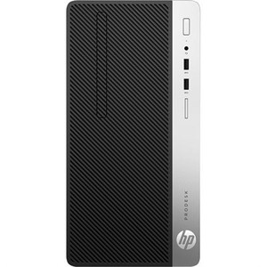 HP ProDesk 400 G4 Microtower PC, 3-Year Warranty