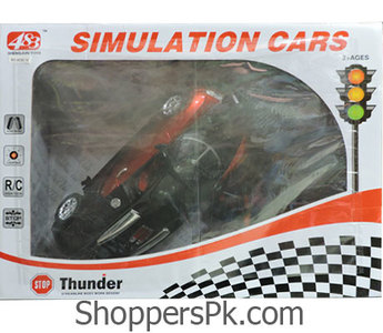 Simulation Rc Car