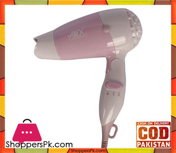 Anex  Ts-7010  Hair Dryer  Pink