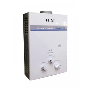 Y.Ali H.M Instant Gas Water Heater