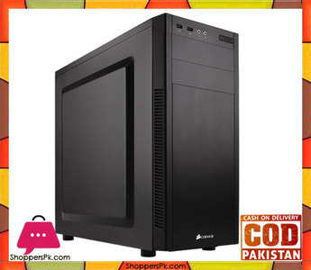 Corsair Carbide Series® 100R Silent Edition Mid-Tower Case  CC-9011077-WW