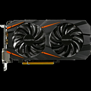 Gigabyte GeForce® GTX 1060 WINDFORCE OC 3G Graphics Card GV-N1060WF2OC-3GD, 3GB GDDR5