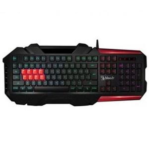 Bloody B3590R  8 Light Strike Mechanical Gaming Keyboard  Black Grey
