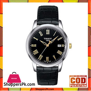 Tissot Classic Dream Black Watch Model No. T033.410.26.053.01