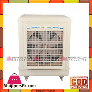 Super Asia Desert Bush 24Fan Metal Body Room Air Cooler ECS-8000