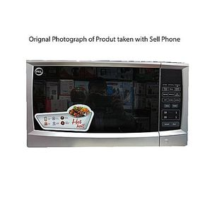 PEL Microwave Oven 30 Grill & Solo Microwave Oven 30Liter Silver