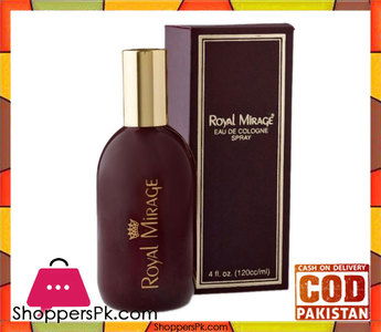 Royal Mirage  Perfume For Men  120ml