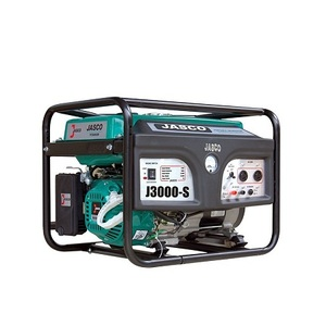 Jasco 2.5 KW Self Start Petrol Generator J3000S