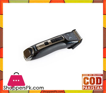 Dingling  Rf 689  Hair Clipper  Black