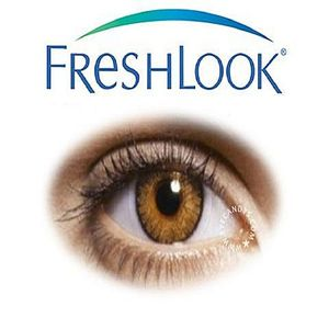 FreshLook Oneday Pure Hazel Soft Contact Lenses