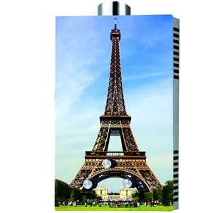 Sogo 6 LTR Global Series Eiffel Tower Water Geyser