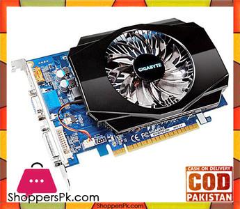 GIGABYTE GV-N730-2GI GeForce GT 730 2GB 128-Bit DDR3 PCI Express 2.0 HDCP Ready Video Graphic Card