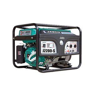 JASCO J-2200  Self Start Petrol & Gas Generator  2.0 KVA With Gas Kit