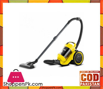 Karcher VC-3  Vacuum Cleaner  Black & Yellow
