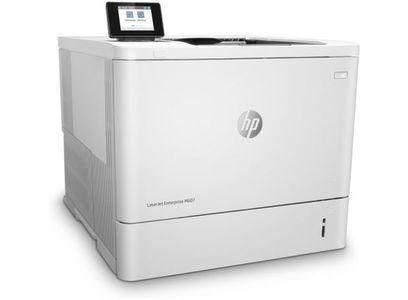 HP Laserjet Enterprise M607N Black Printer