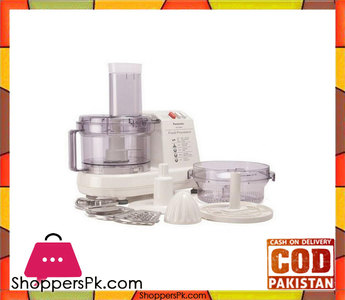 Panasonic MK-5086M  Food Processor Set  White