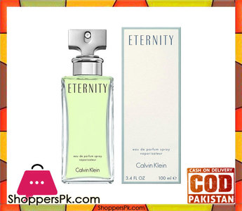 Eternity Perfume For Women  100ml