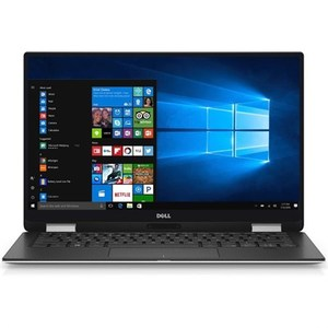 Dell XPS 13 9365 2-in-1  7th Gen Ci7-7Y75 16GB 256GB SSD 13.3 FHD Touchscreen Convertible Backlit Keyboard USB-C FP Reader (Open Box)