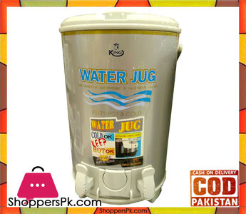 Stainless Steel Water Cooler 16 Liter Color Body