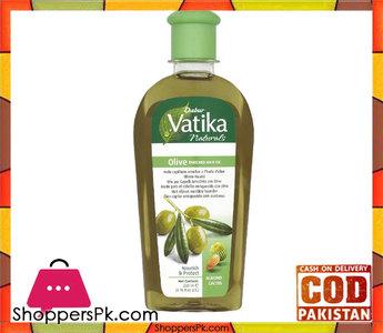 Vatika Olive Oil 200Ml
