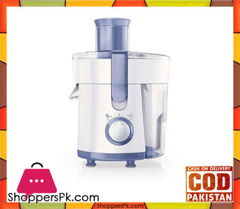 Philips HR1811/71  Daily Collection Juicer  0.5 L  350 W  White (Brand Warranty)
